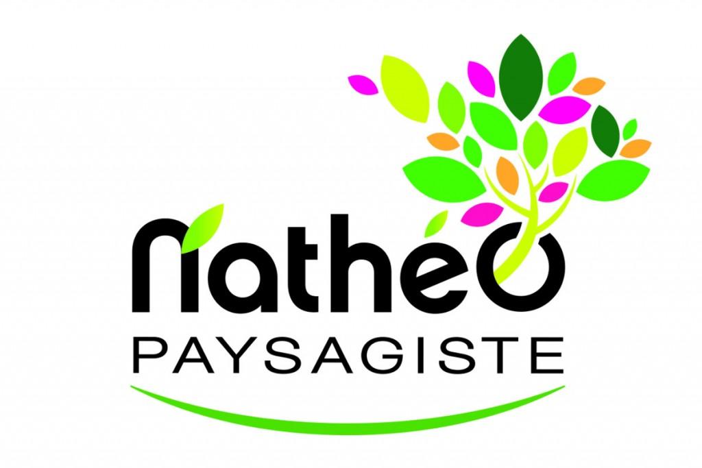 Logo : «Nathéo Paysagiste»