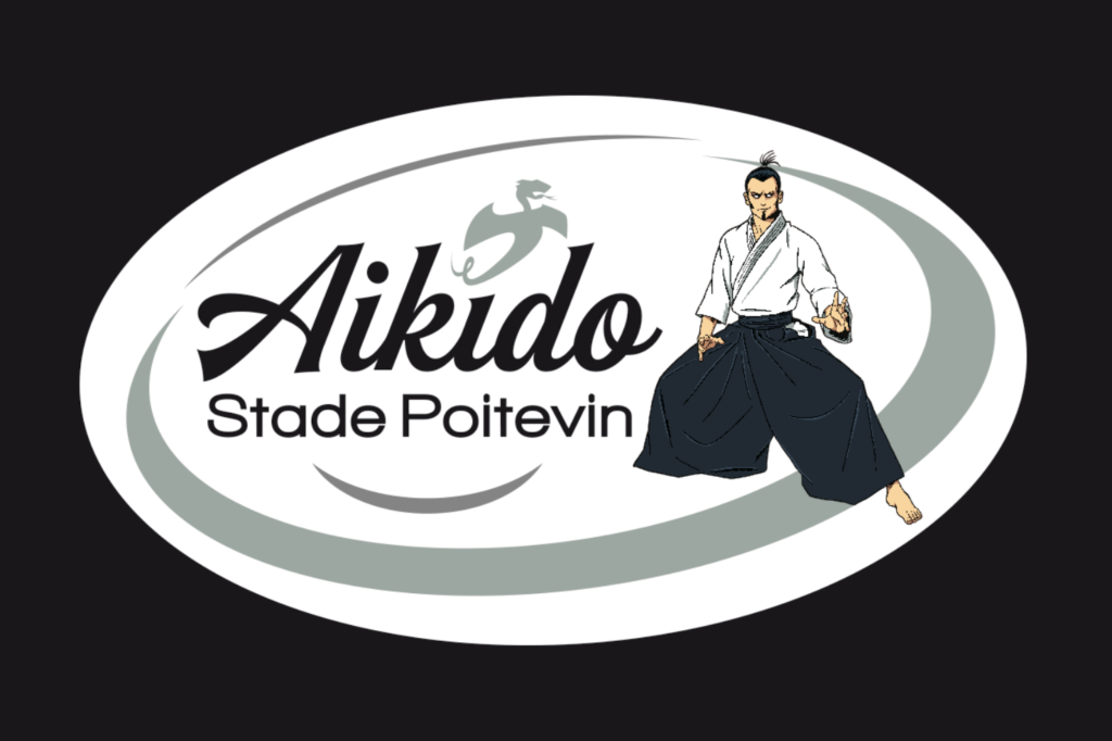 Logo : «Stade Poitevin Aïkido»
