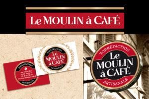 Le Moulin à café_carte de visite_banderolle_enseigne lumineuse