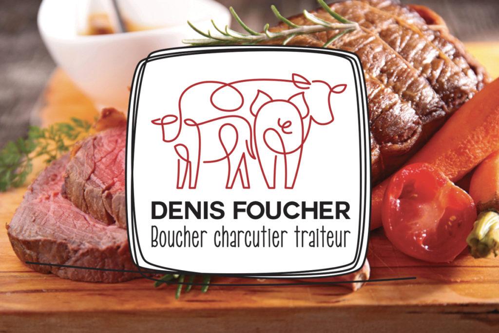 Boucherie Denis Foucher, 86280 Saint-Benoit