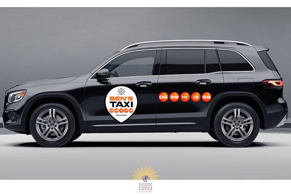 Ben's Taxi_véhicule