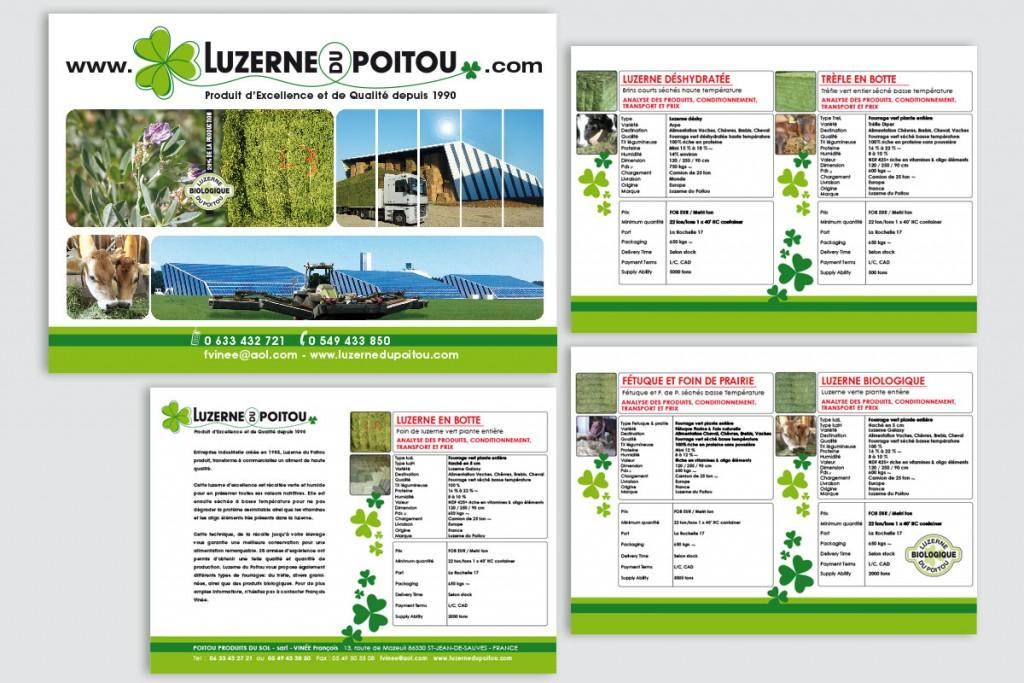 Luzerne-plaquette