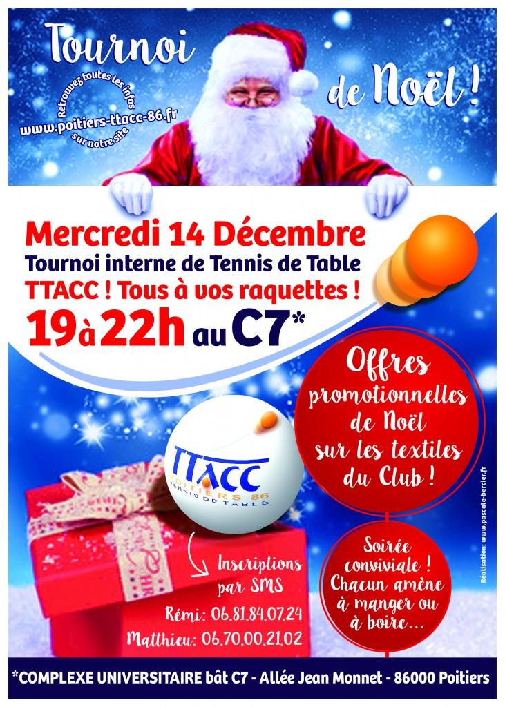 Affiche : TTACC Poitiers