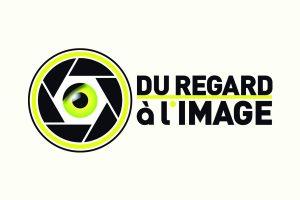 """Logo : """"Du regard à l'image"""""""