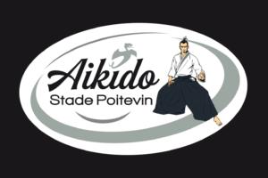 "Logo : ""Stade Poitevin Aïkido"""