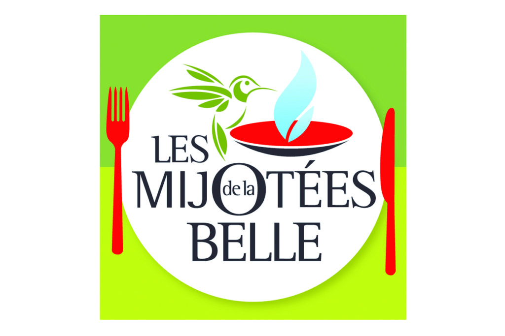 Logo : «Les Mijotées de la Belle»