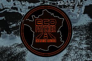 Logo Eco Patcher, entreprise de réparation de routes communales et départementales