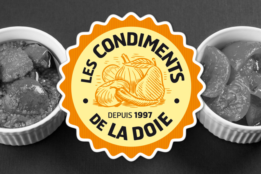 Les condiments de la Doie