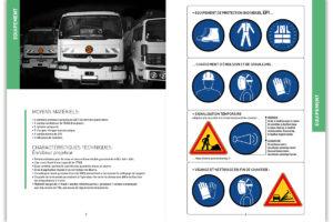 Mémoire technique Eco Patcher, société de réparation de routes communales et départementales