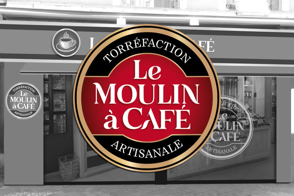 Le Moulin à café. La boutique de torréfaction de Poitiers