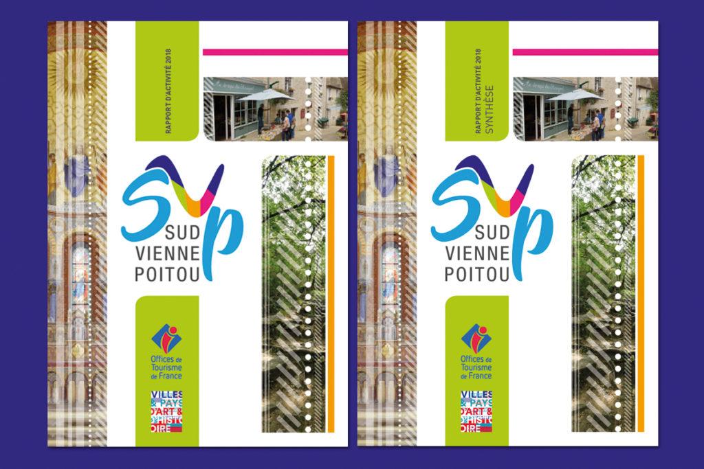 Rapport d'Activité Sud Vienne Poitou