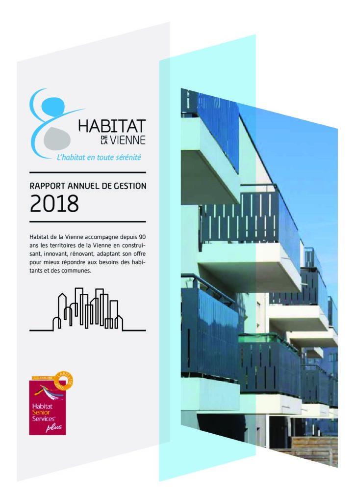 Rapport de Gestion Habitat 86